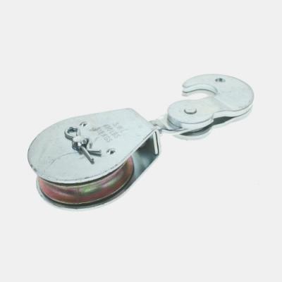 F173-1H-16ZP_鐵板單鉤滑輪